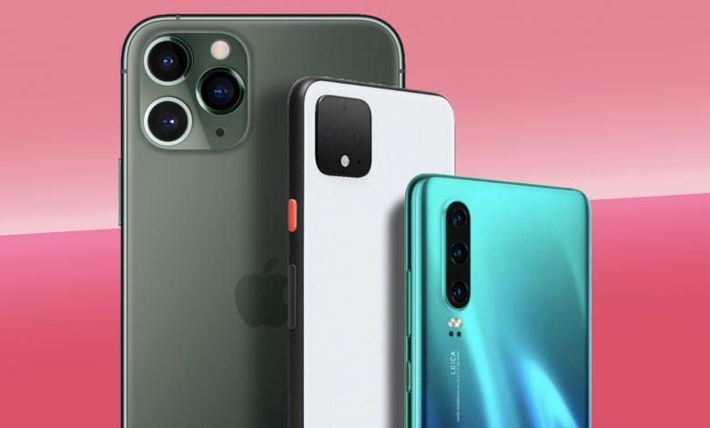 آمار و ارقام از محبوبیت بالای گوشیهای هوشمند با دوربین چهارگانه خبر میدهند