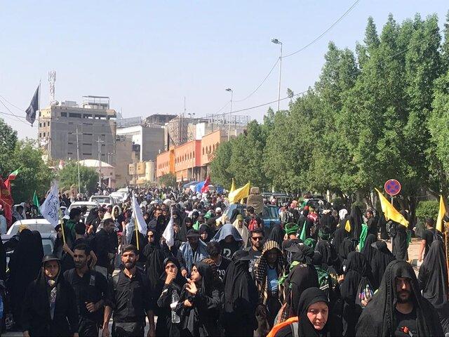 اعتراض زائرین به محاسبه اینترنت با نرخ آزاد در کشور عراق