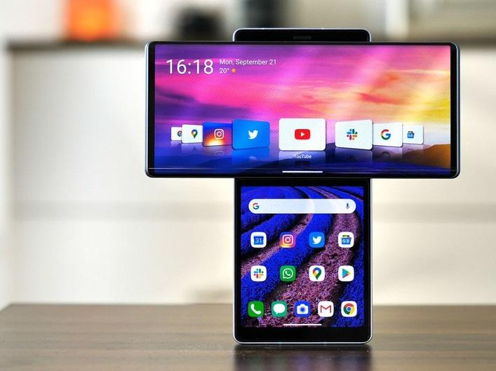 ال جی رسما از دنیای گوشیهای هوشمند خداحافظی کرد
