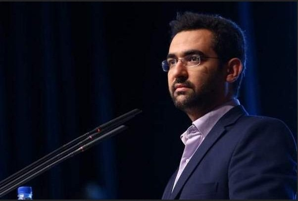 خبر خوب جدید محمد جواد آذری جهرمی
