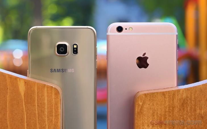 سامسونگ بالاخره اپل را در تولید گوشی در کشور آمریکا پشتسر گذاشت