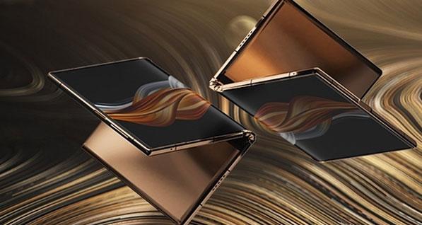 شرکت رویول از گوشی تاشو فلکس پای ۲ رونمایی کرد