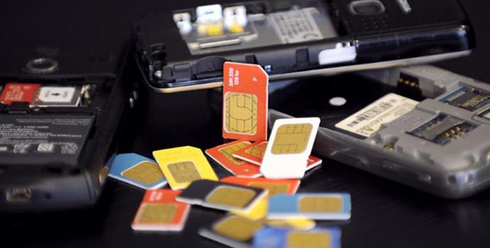 فروش سیم کارت های خارجی در ایران ممنوع شده است