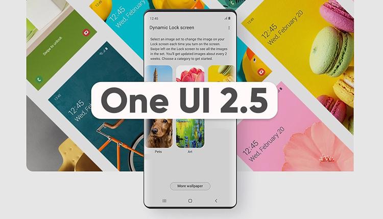 گلکسی اس ۱۰ لایت آپدیت رابط کاربری One UI 2.5 را دریافت میکند