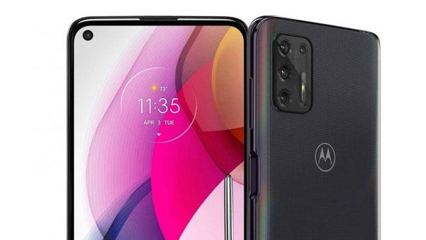 گوشی موتورولا موتو جی استایلوس ۲۰۲۱ در آمازون فهرست شد